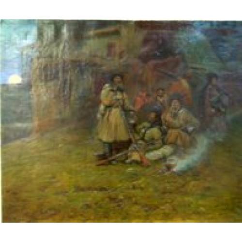Gigo gabashvili(Gabayev)imzalı